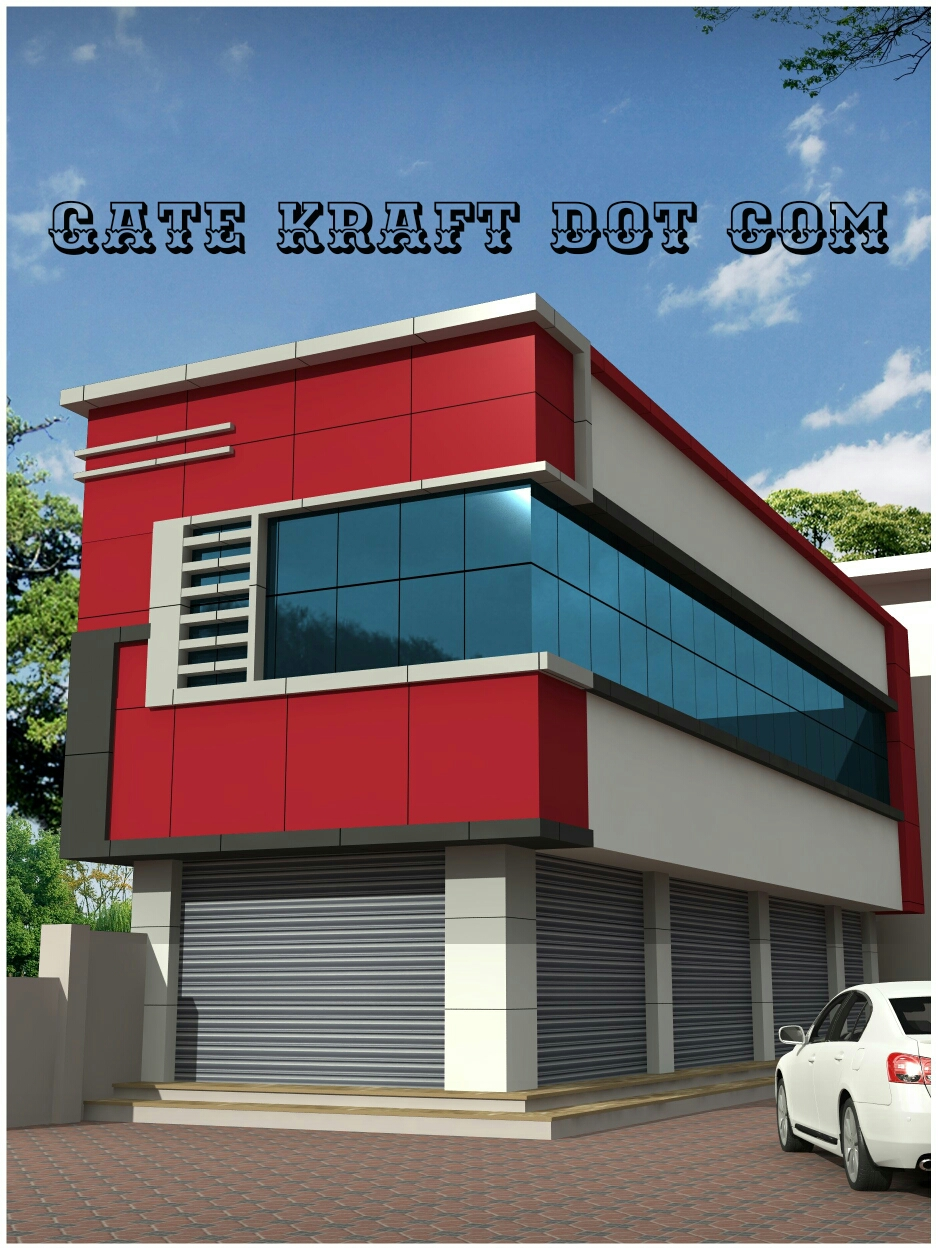 Acp Front Elevation Manufacturers In Delhi Acp Front