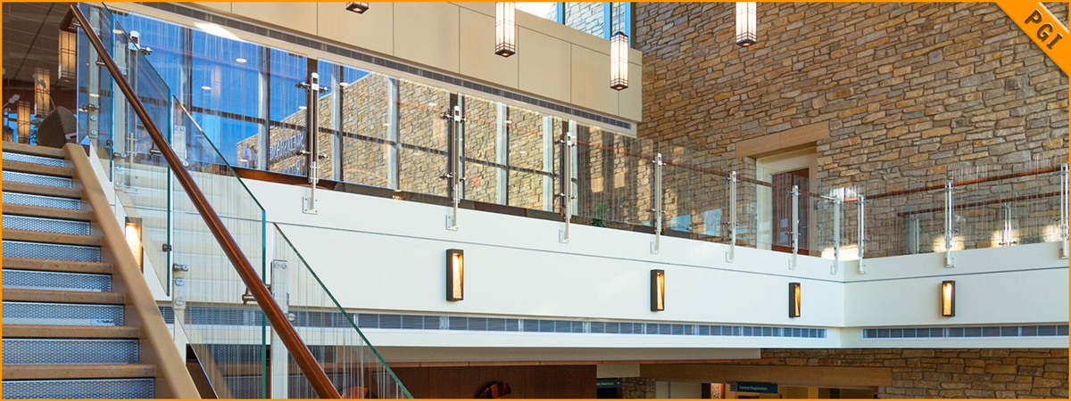 Glass Railings Manufacturers in Gurgaon