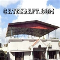 residential terrace shed manufacturers in delhi